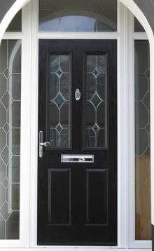 All our doors are fitted with ABS anti-snap barrells as standard so you are sure to feel safe in your home. & PVCu Doors |Nu-Fit |REHAU Rockwool Plasway - High Quality Manufacture